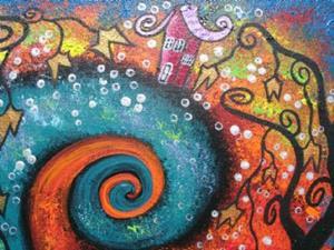 Detail Image for art Blissful Isolation