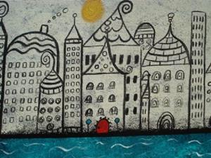Detail Image for art Welcome To The City