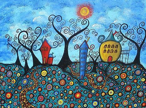 Art: A Place For Magic by Artist Juli Cady Ryan
