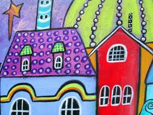 Detail Image for art Welcome To The Neighborhhood