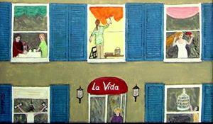 Detail Image for art La Vida (Sold)