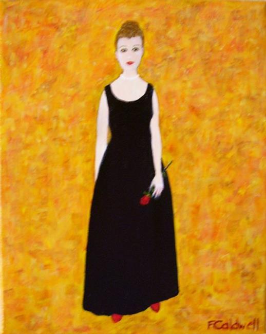 Art: Gala Night (SOLD) by Artist Fran Caldwell