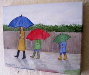 Detail Image for art Spring Rain (Sold)