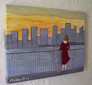 Detail Image for art Sundown (SOLD)