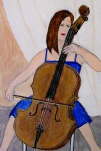 Detail Image for art Annabelle - An Elgar Girl