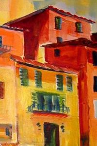 Detail Image for art The South of France