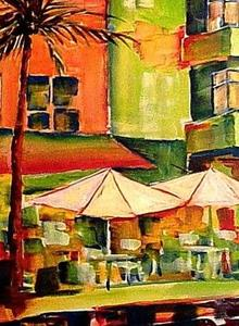 Detail Image for art South Beach at Night