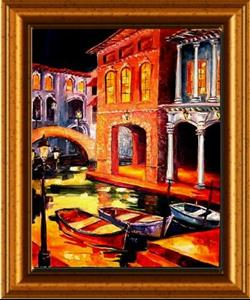 Detail Image for art Night in Venice