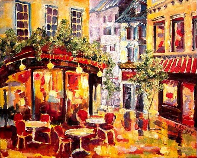 Cafe Diane Paris