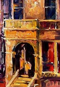 Detail Image for art San Francisco Dawn