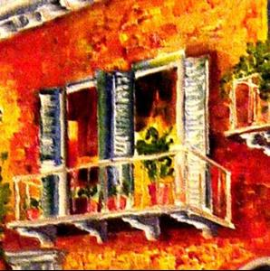 Detail Image for art Midnight Cafe