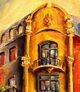 Detail Image for art Hotel Cafe