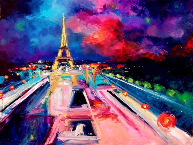 Art: La Dame De Fer by Artist Aja