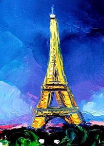 Detail Image for art Eiffel