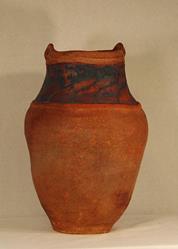 Art: Greek Amphora by Artist Kim Loberg