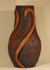Detail Image for art Swirled Vase