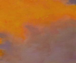 Detail Image for art Storm Clouds at Sunrise