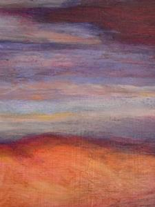 Detail Image for art Cloudscape I (sold)