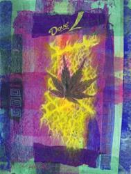 Art: Dove 1 by Artist Christine Wasankari