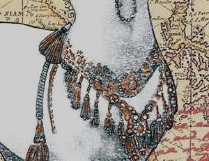 Detail Image for art Miss Gothic Centaur 1750 B.C. - Sold