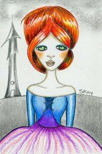 Detail Image for art Cinderella Was A Redheaded Stepchild