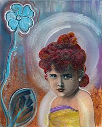 Art: Tarzan's Jane by Artist Sherry Key