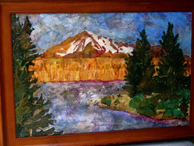 Art: Wilderness Beauty by Artist Deborah Sprague