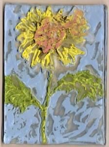 Detail Image for art Garden ATCs