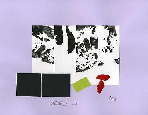 Art: SEVEN 04 by Artist Gabriele Maurus