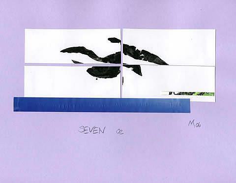 Art: SEVEN 02 by Artist Gabriele Maurus