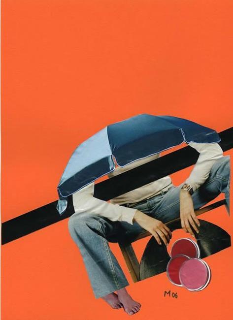 Art: Pole Position 11 by Artist Gabriele Maurus