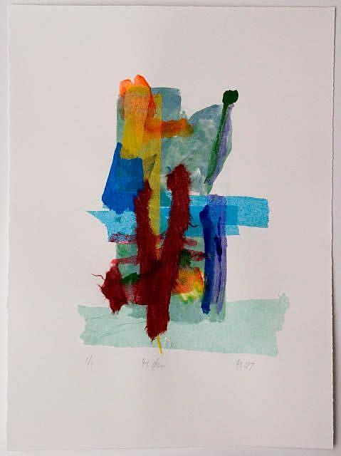 Art: Møn by Artist Gabriele Maurus
