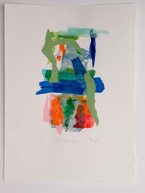 Art: Bornholm  by Artist Gabriele Maurus