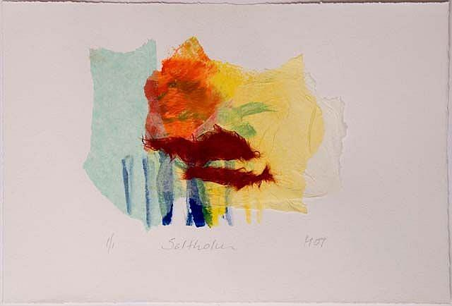 Art: Saltholm  by Artist Gabriele Maurus