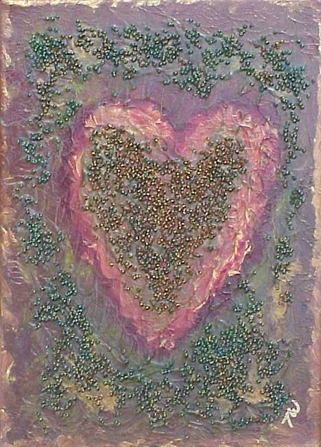 Art: The Mermaid's Heart SOLD by Artist Terri L West