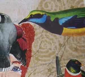 Detail Image for art Mama Bird