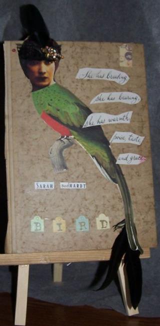 Art: Sarah Birdhardt by Artist Nancy Denommee