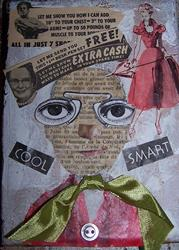 Art: Cool and Smart by Artist Nancy Denommee