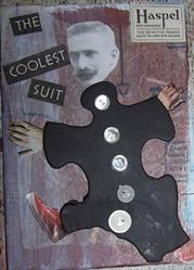 Art: The Coolest Suit by Artist Nancy Denommee