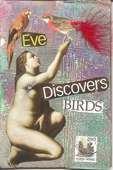 Art: Eve Discovers Birds by Artist Nancy Denommee