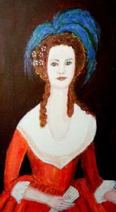 Detail Image for art M'Lady (Sold)