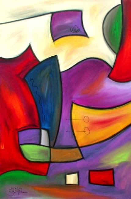 Art: Can't Believe My Eyes - Twist 21 by Artist Thomas C. Fedro