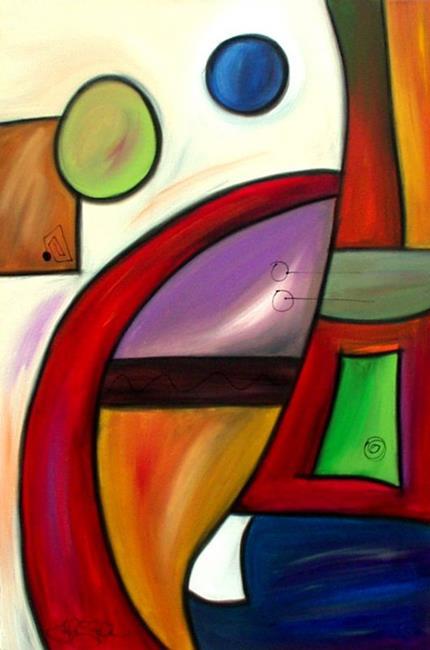 Art: Balance - Twist 22 by Artist Thomas C. Fedro