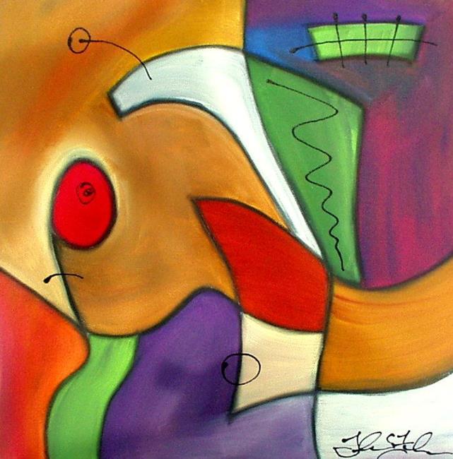 Art: Hill 58 by Artist Thomas C. Fedro