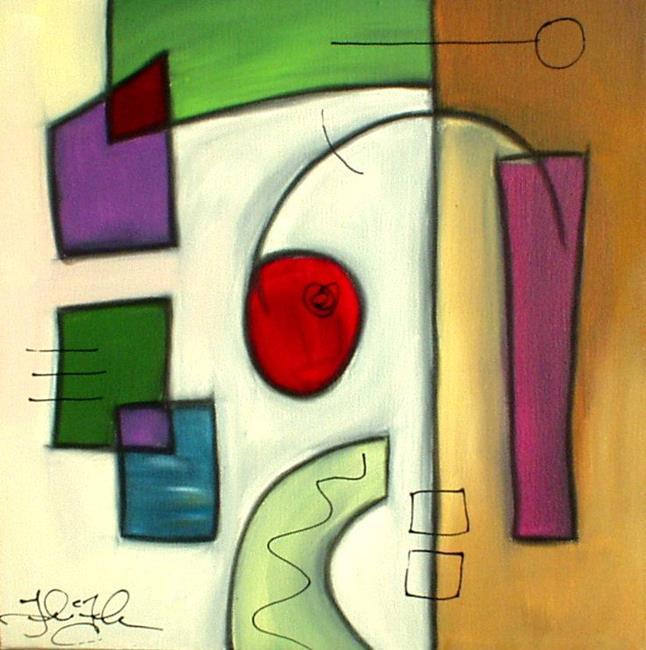 Art: Hill 61 by Artist Thomas C. Fedro