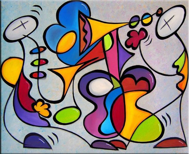 Art: Control The Flow - Linear 4 by Artist Thomas C. Fedro