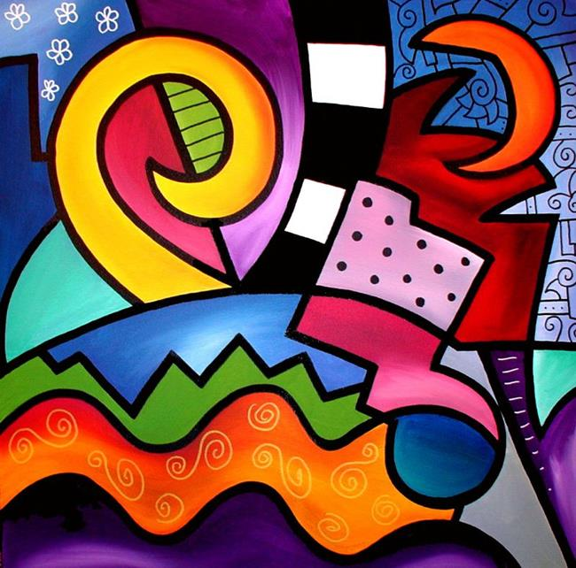 Art: Conceptualize - Color 98 by Artist Thomas C. Fedro
