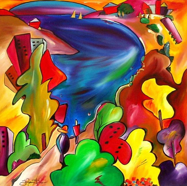 Art: Take it in by Artist Thomas C. Fedro