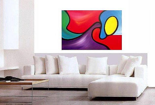 Art: Color 9a by Artist Thomas C. Fedro