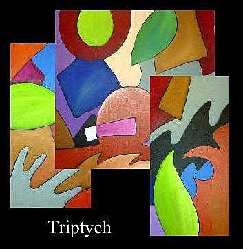 Art: Color 42 by Artist Thomas C. Fedro
